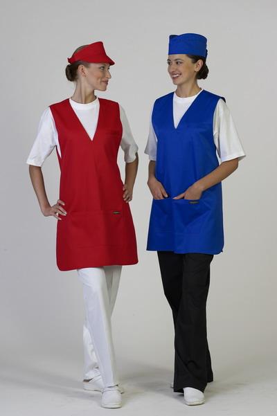 Модели одежды для рабочих